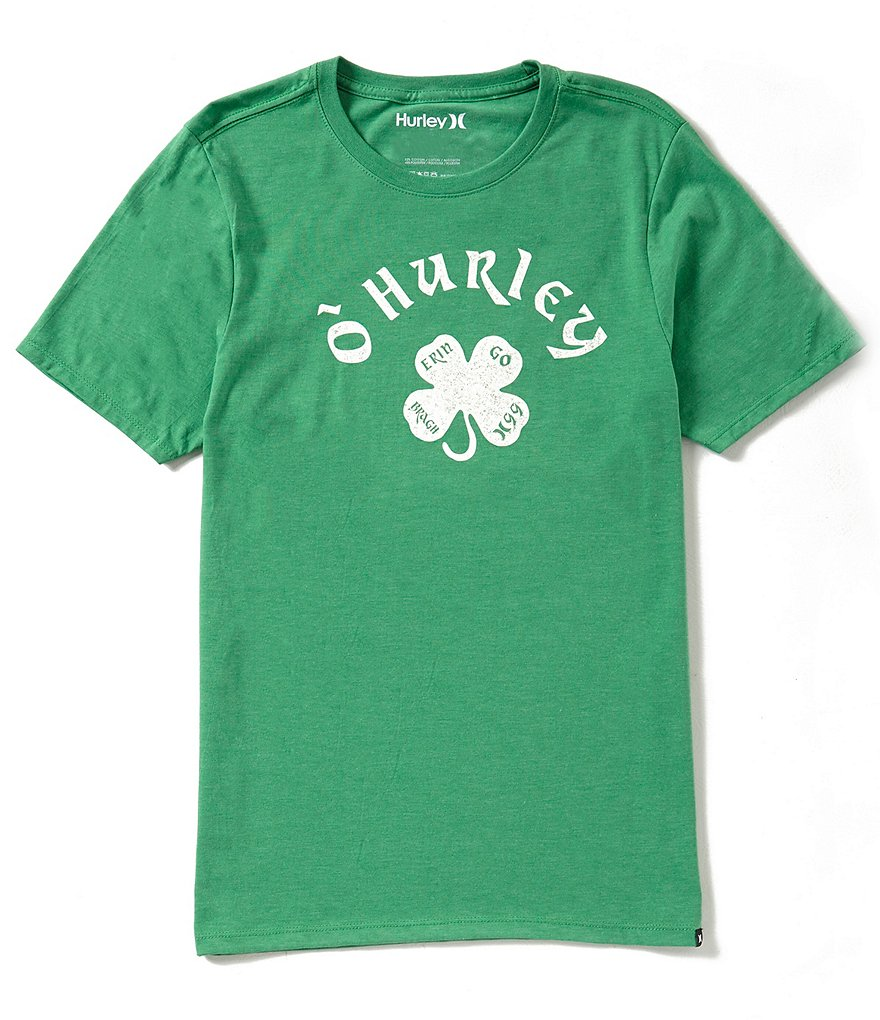 Hurley Celtic Roots Short-Sleeve T-Shirt
