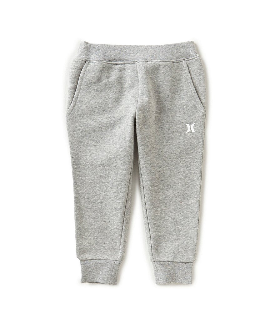 Hurley Little Boys 2T-7 Core Fleece Pants