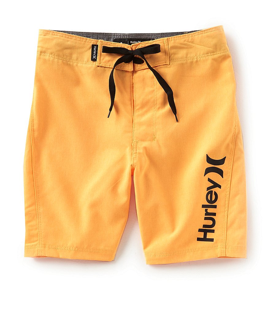 Hurley Little Boys 4-7 Heathered One And Only Board Shorts