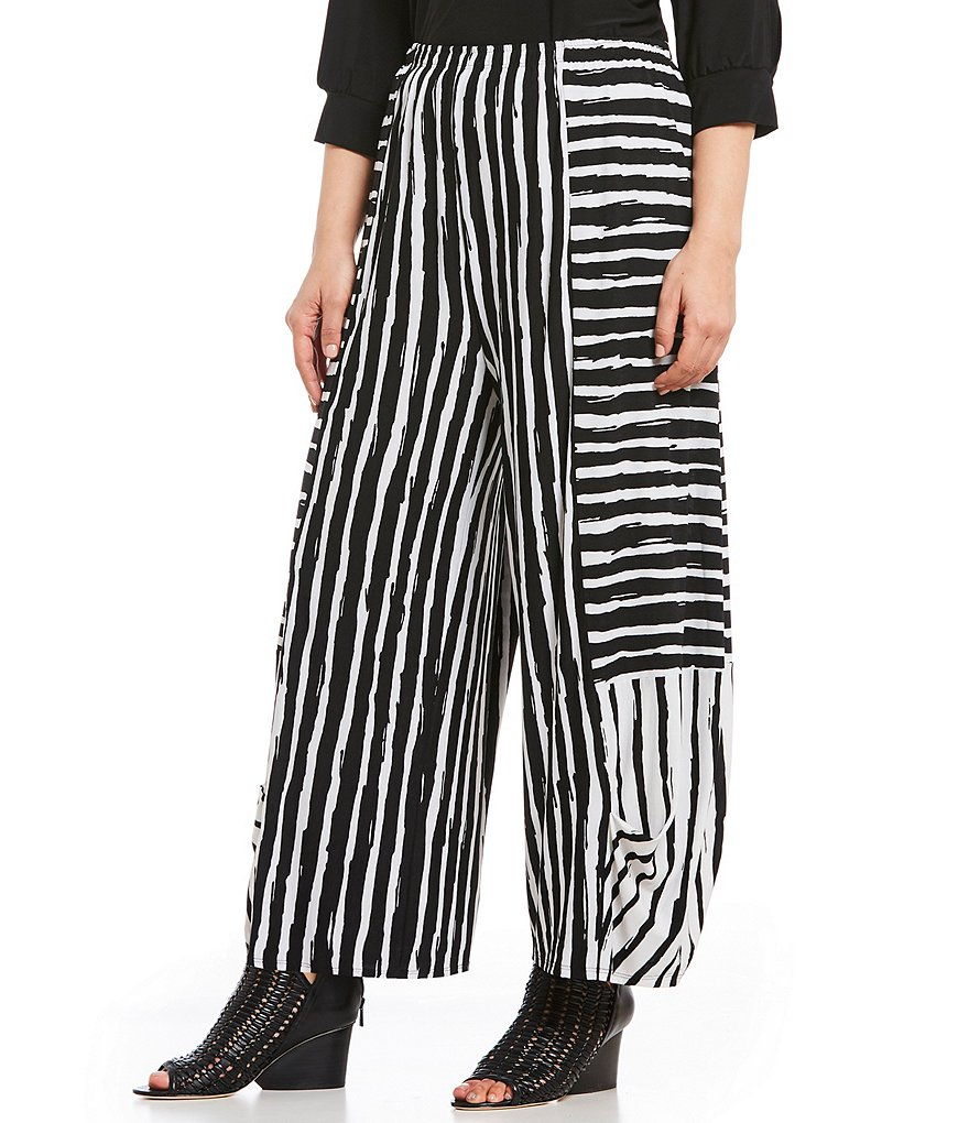 IC Collection Plus Stripe Pants