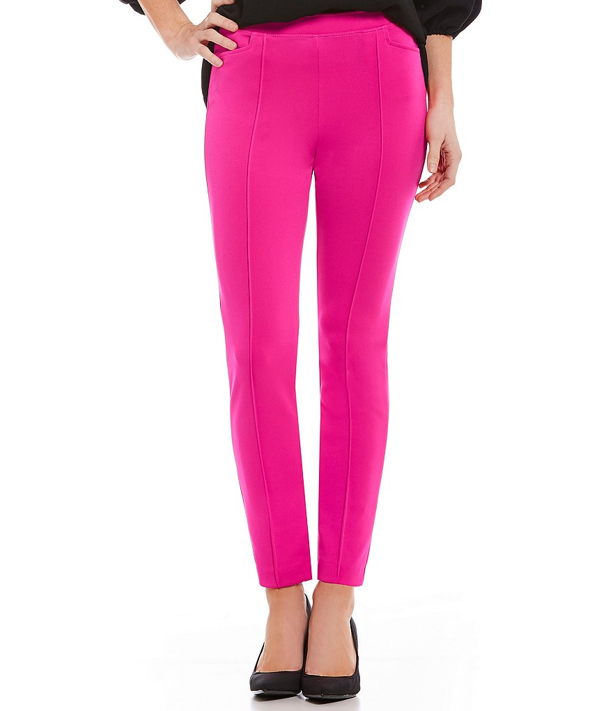 IC Collection Slim Ankle Pants