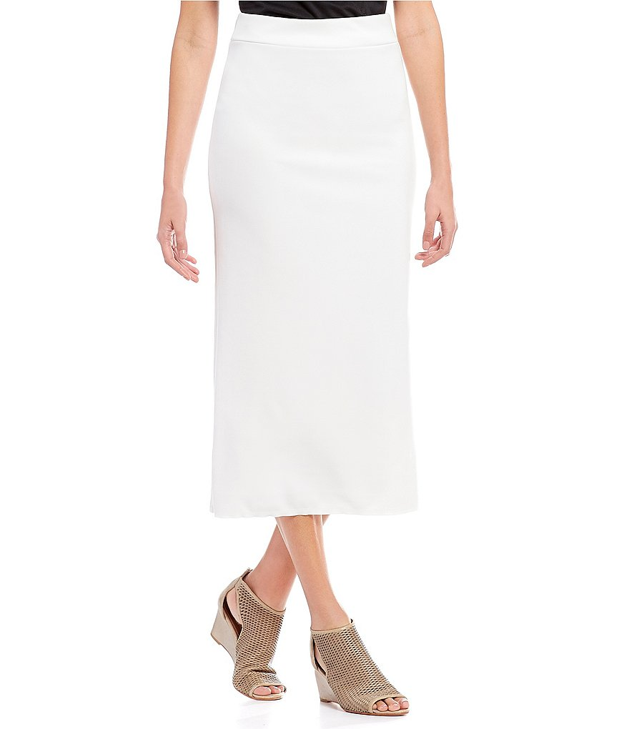 IC Collection Techno Regular Midi Skirt