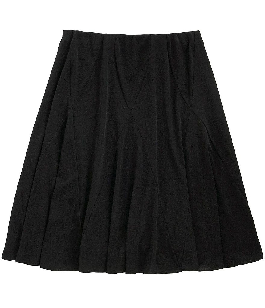 I.N. Girl Big Girls 7-16 Straight-Hem Skirt