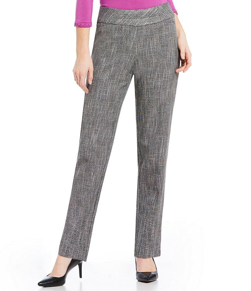 Investments the PARK AVE fit Pull-On Straight Leg Pant