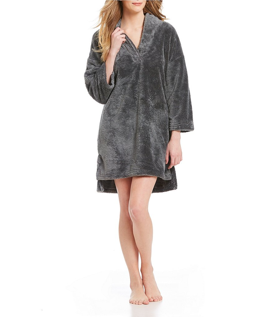 iRelax Recycled Plush Caftan