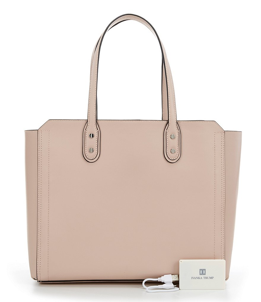 Ivanka Trump Soho Solutions Tote with Battery