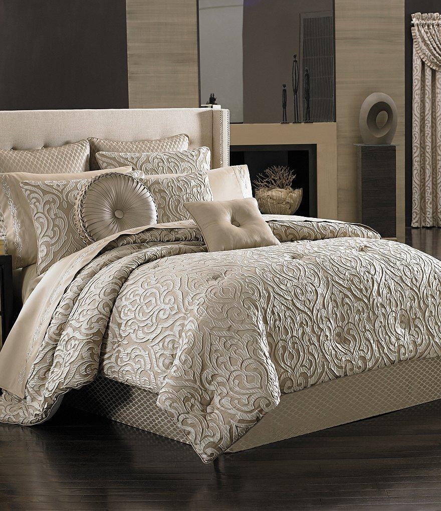 J Queen New York Astoria Comforter Set Dillards