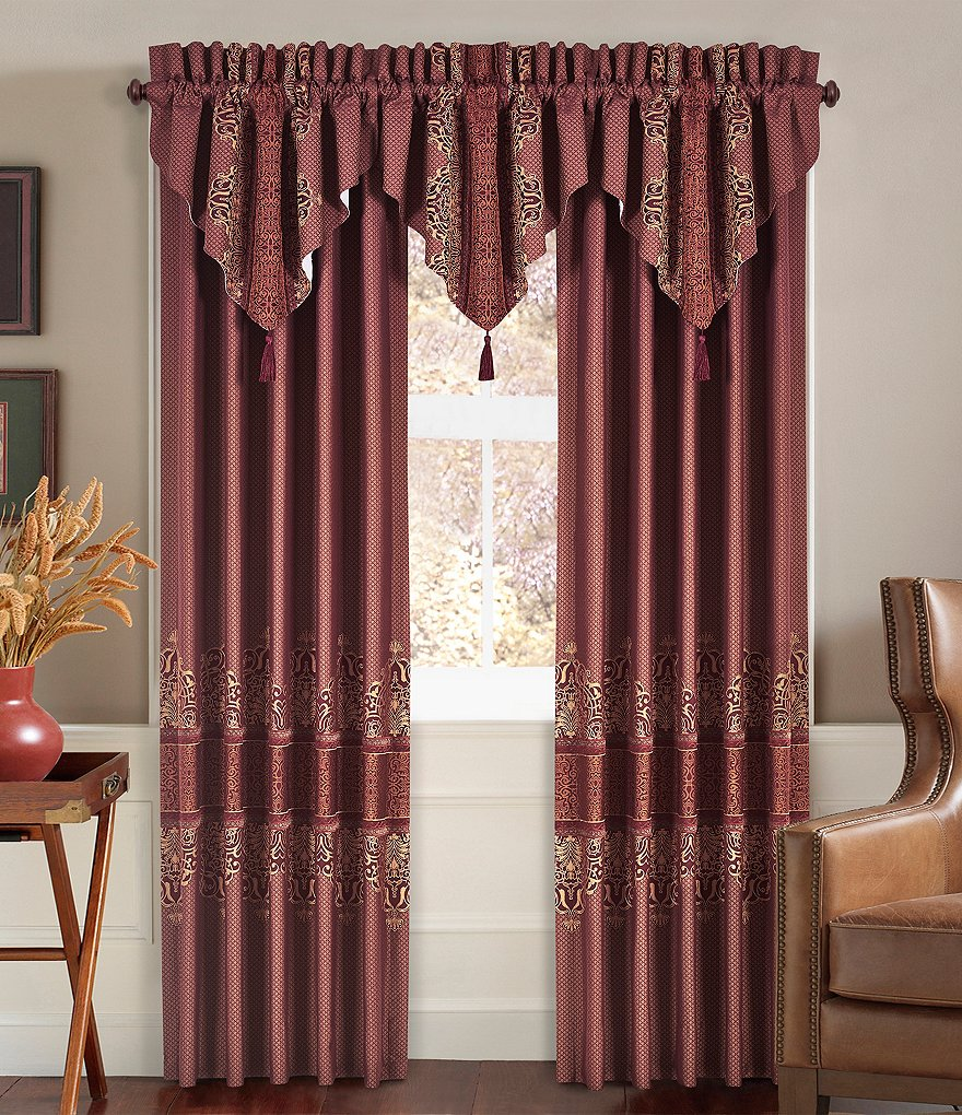 J. Queen New York Ellington Window Treatments