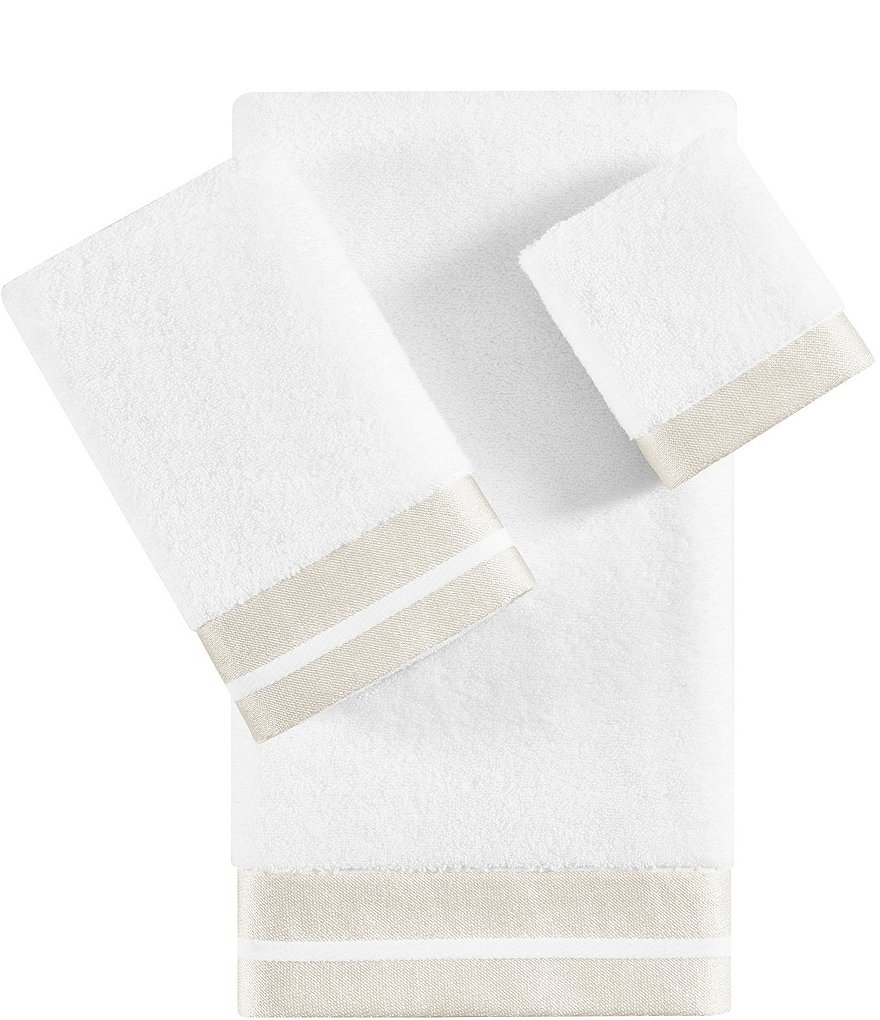 J. Queen New York Lenore Bath Towels