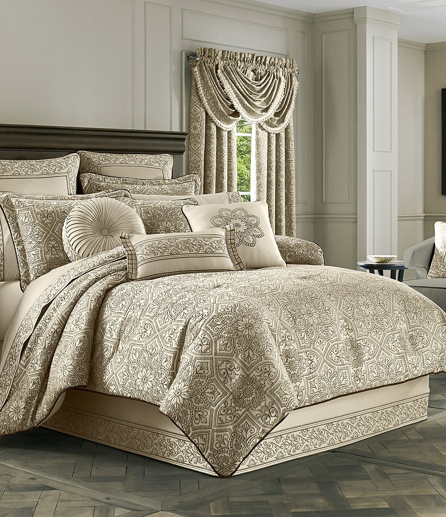 j queen new york mirabella comforter set - J Queen New York Bedding