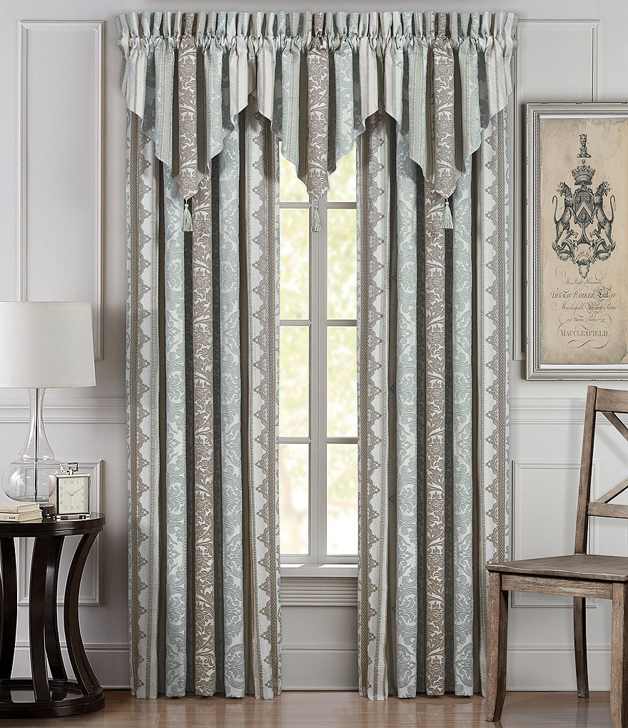 J. Queen New York Monticello Window Treatments