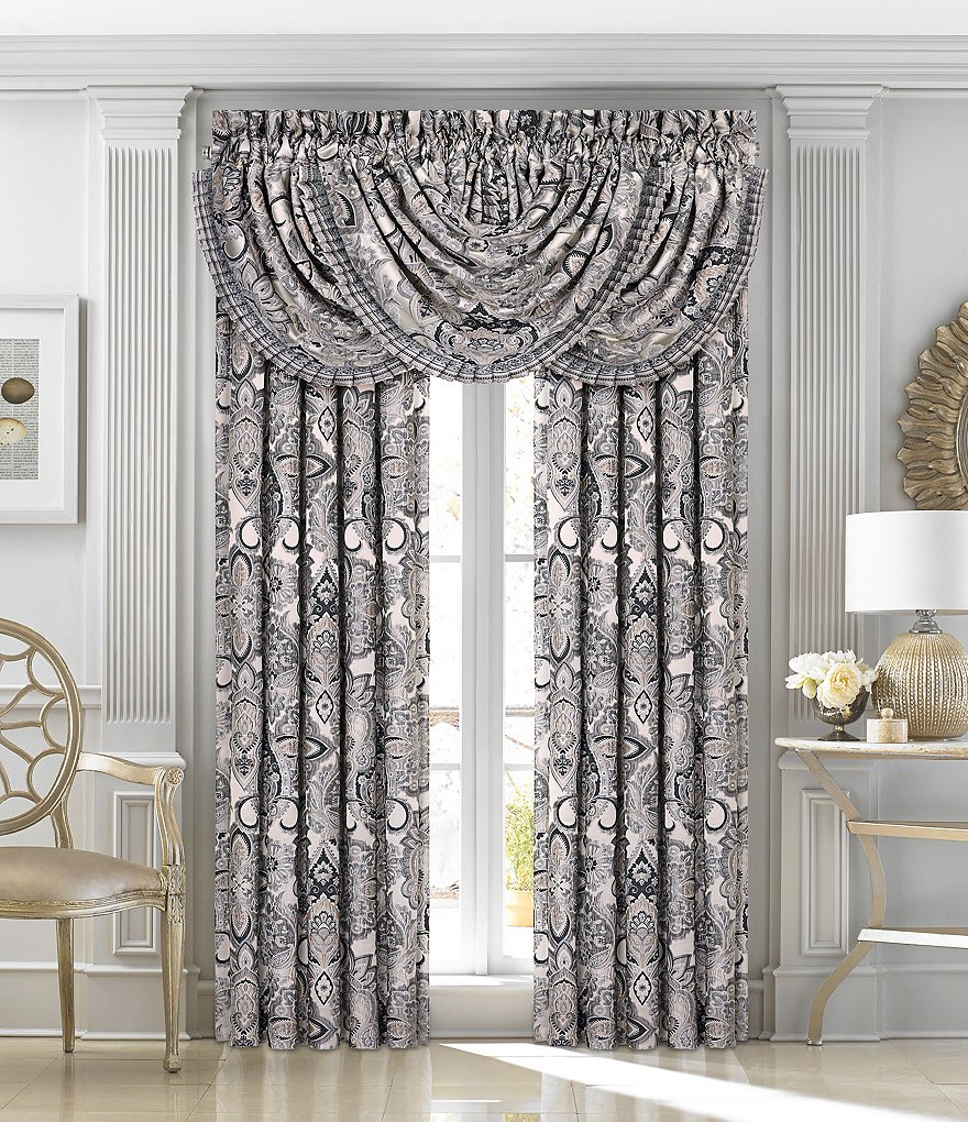 J. Queen New York Guiliana Window Treatments