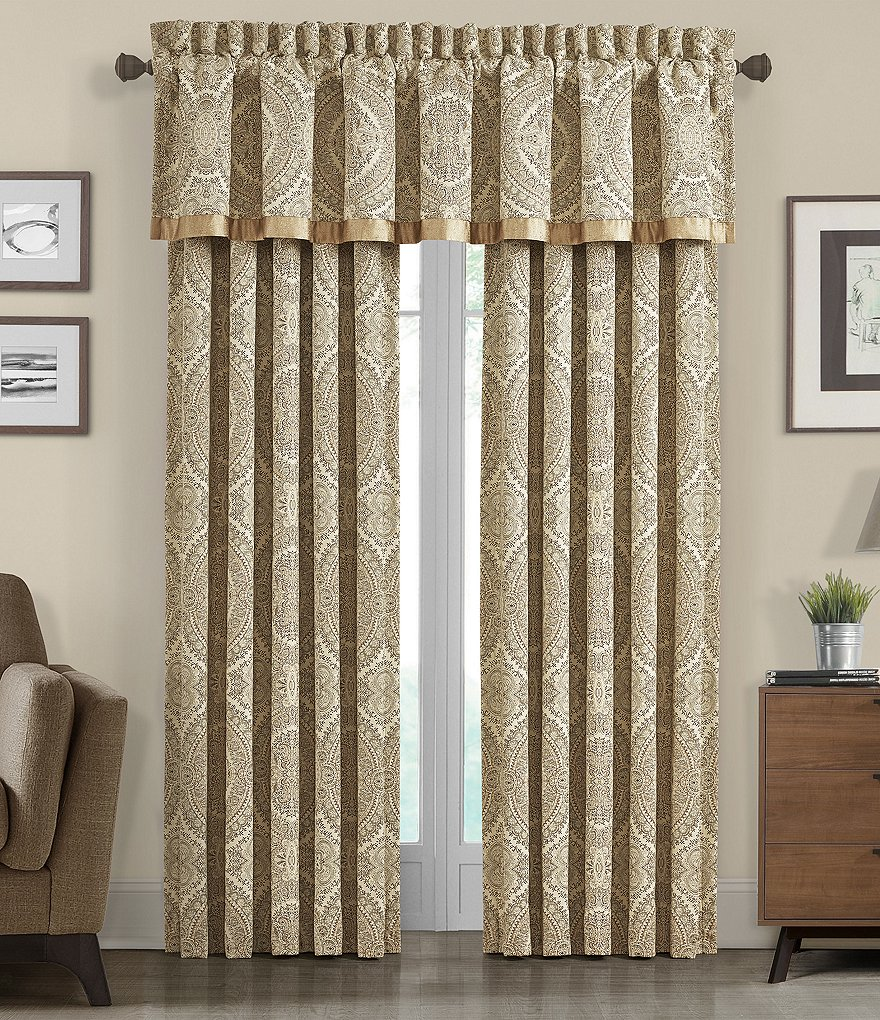 J. Queen New York Sardinia Window Treatments
