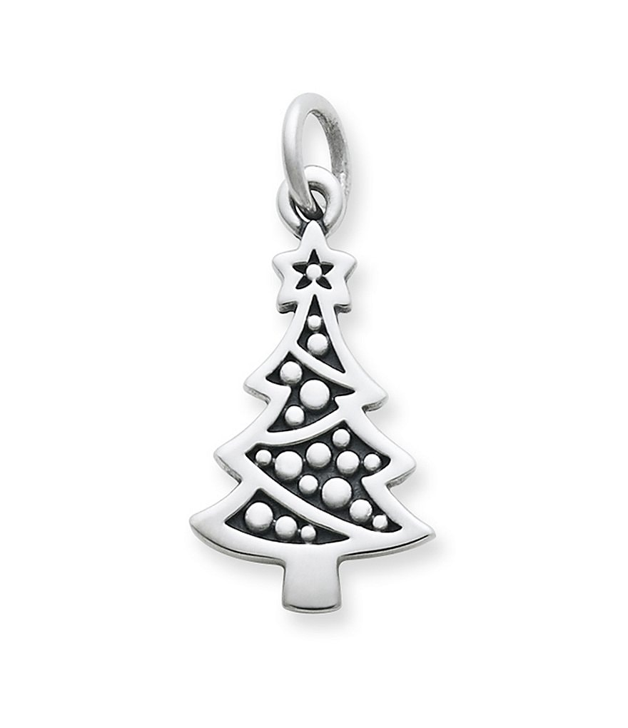 James Avery Adorned Christmas Tree Charm