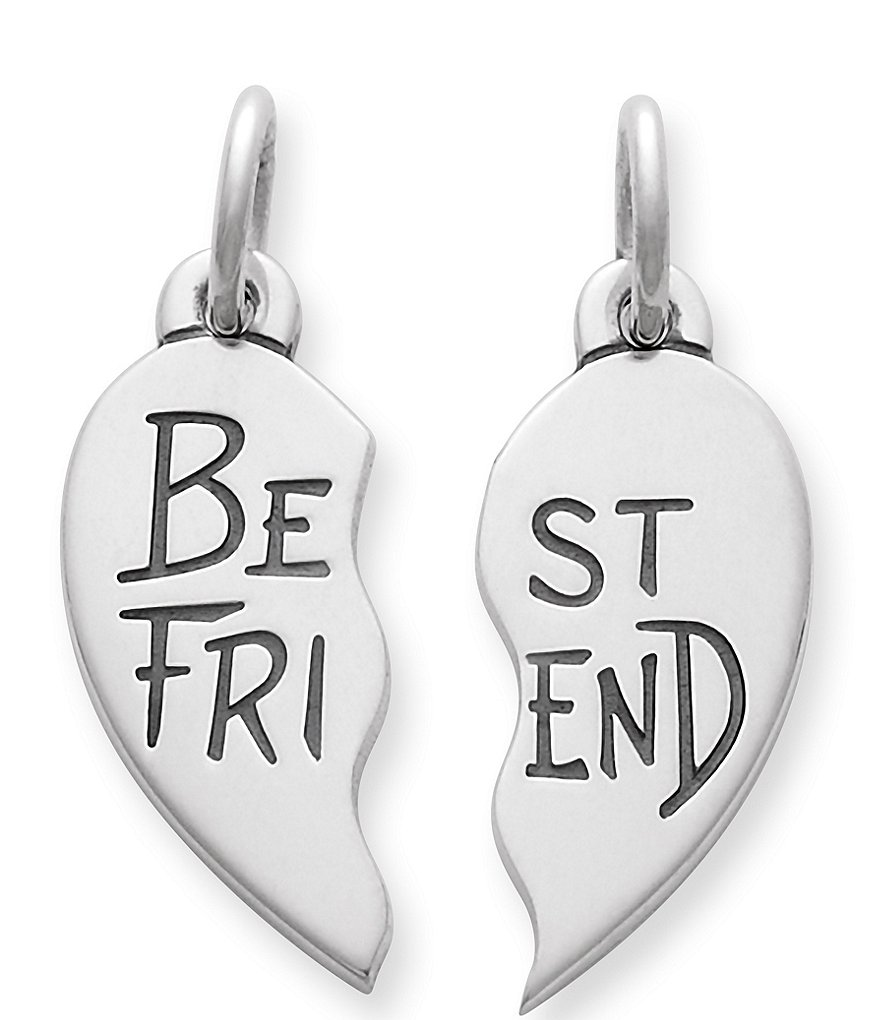 James Avery Best Friend Charm Set