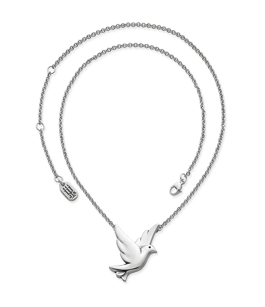 James Avery Bird in Flight Necklace