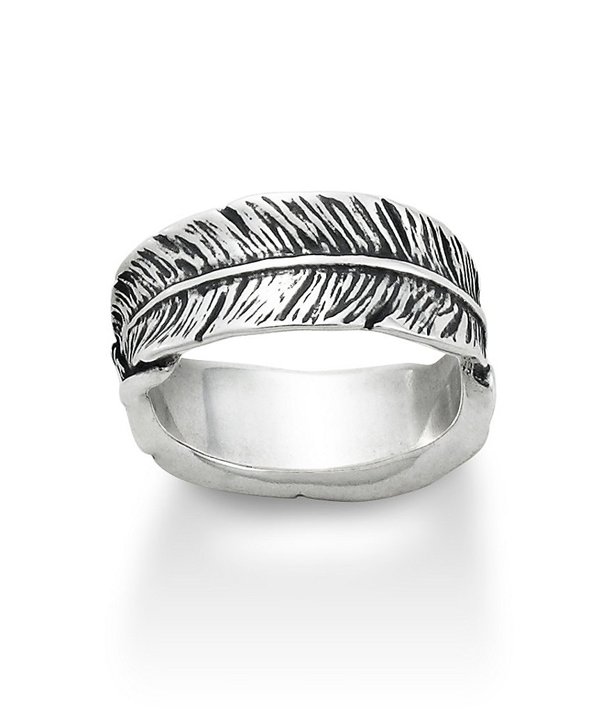 James Avery Birds of a Feather Ring