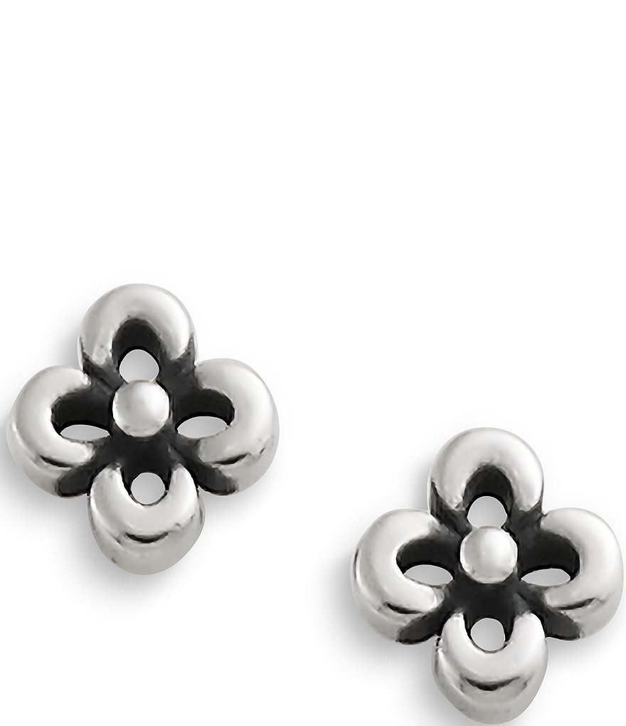 James Avery Blossom Ear Posts