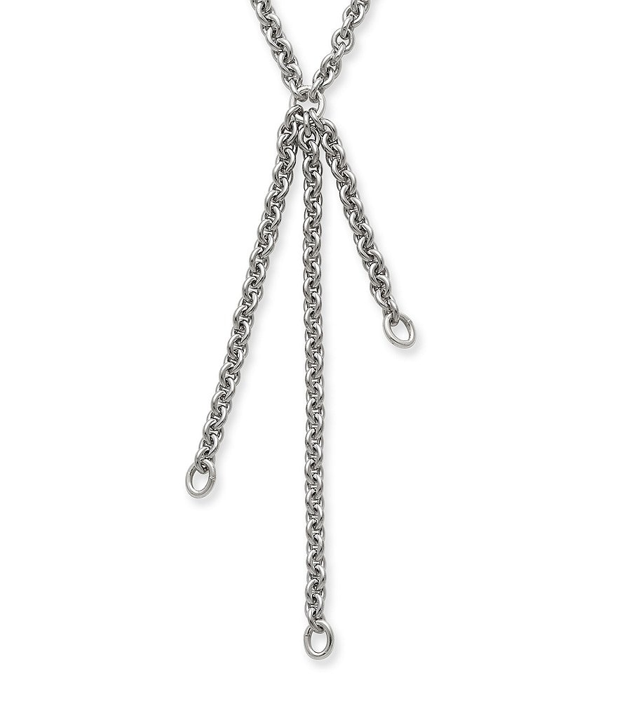 James Avery Cascading Charm Necklace