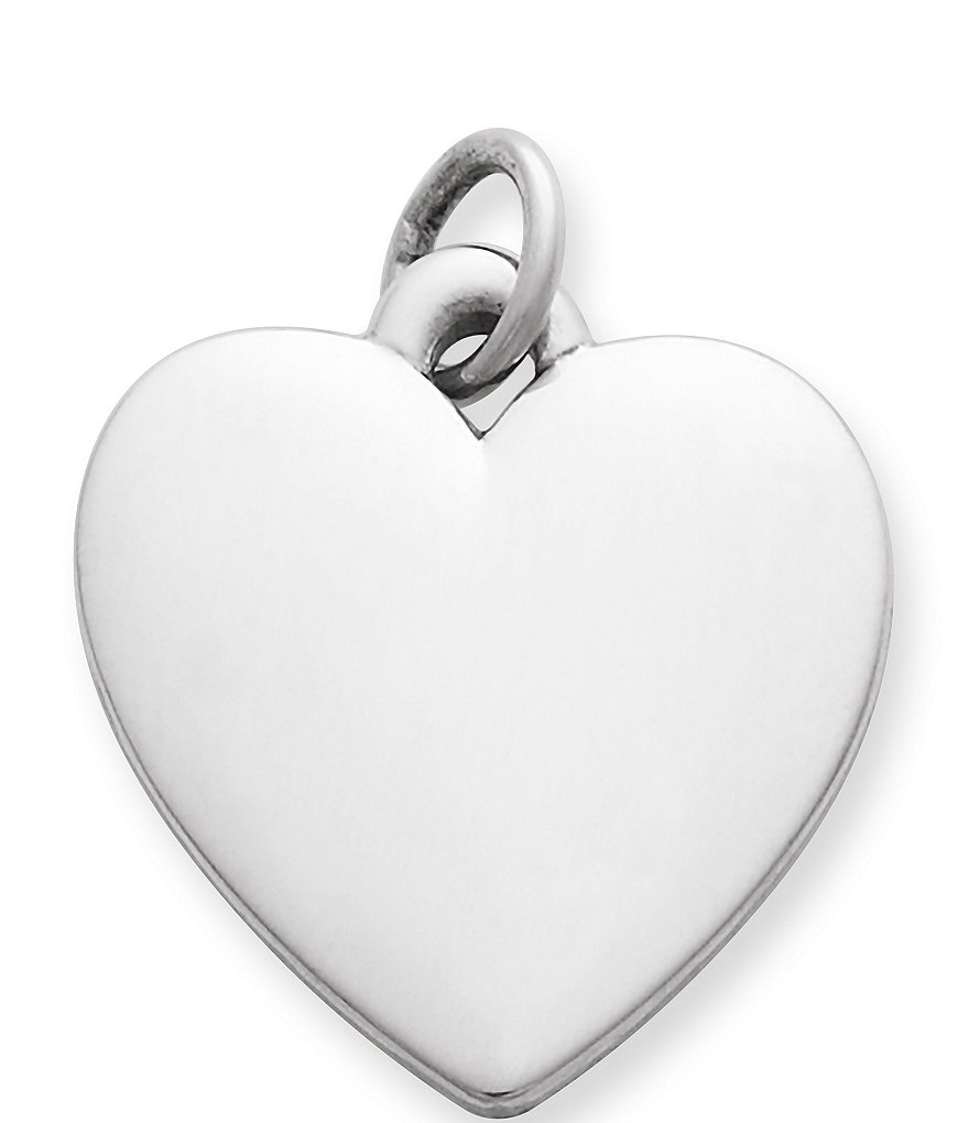 James Avery Classic Heart Charm