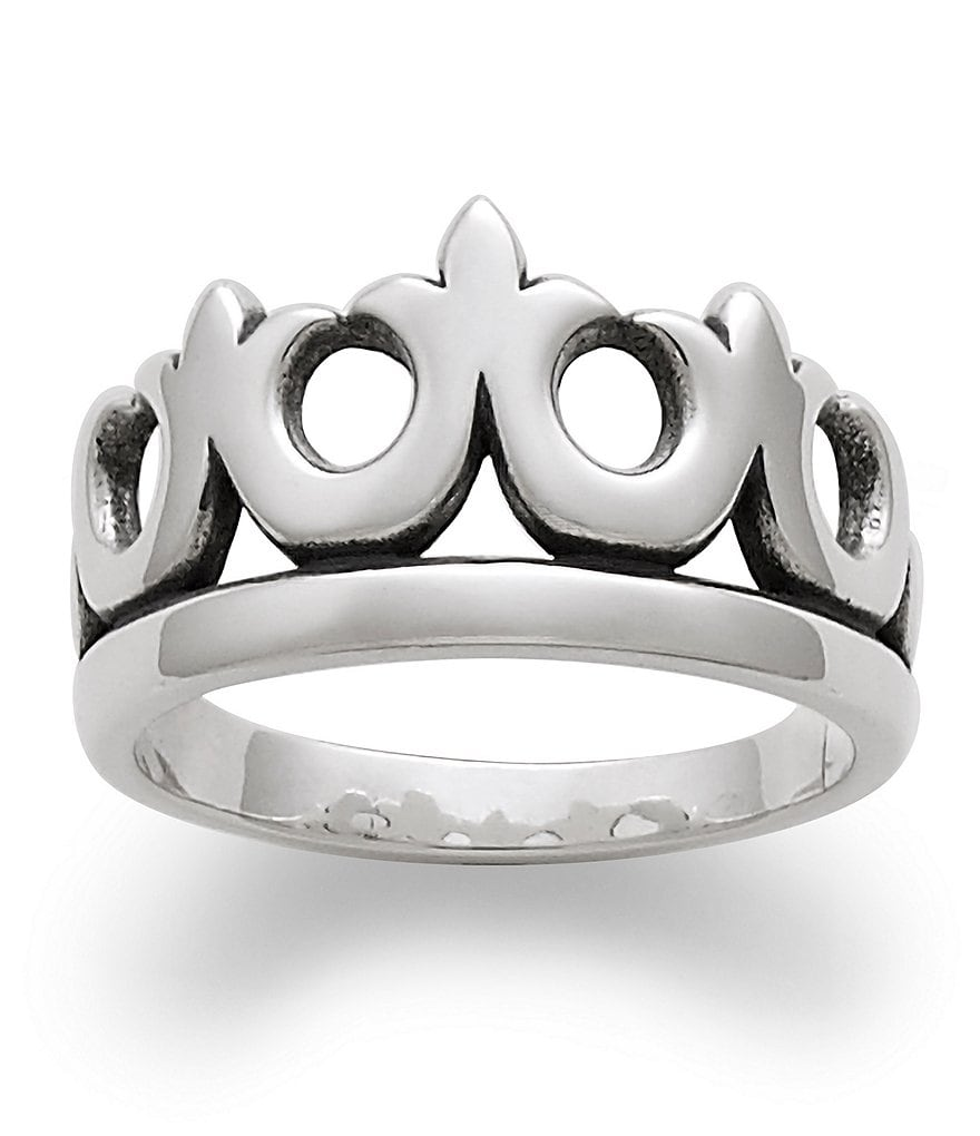 James Avery Crown Ring | Dillards