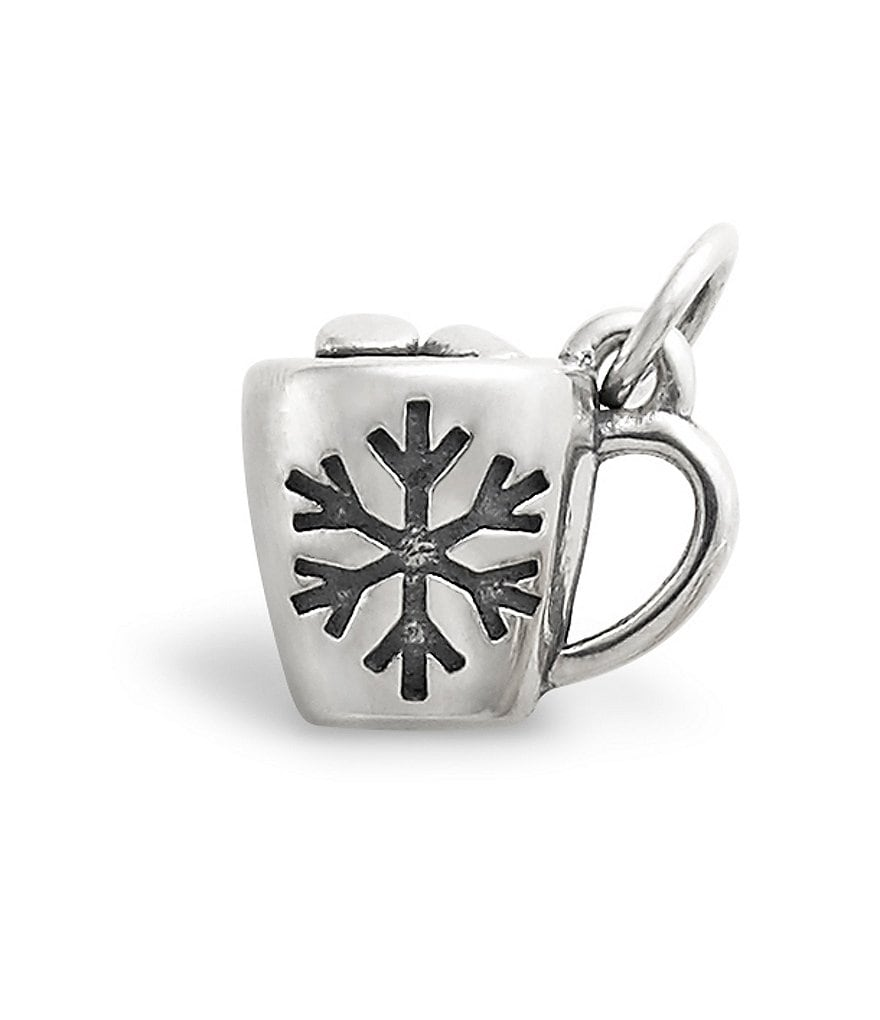 James Avery Cup of Cocoa Charm