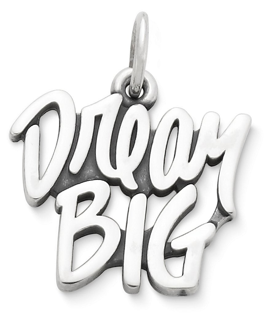 James Avery Dream Big Graduation Charm