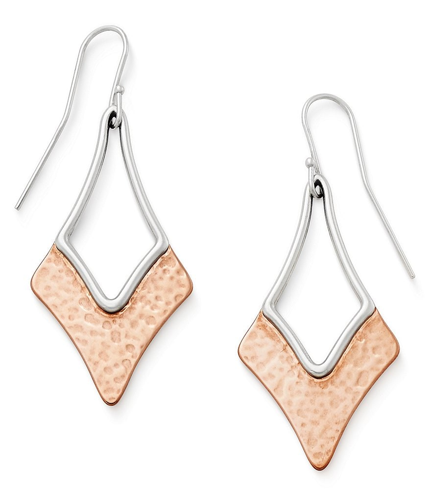 James Avery Etruscan Drop Earrings