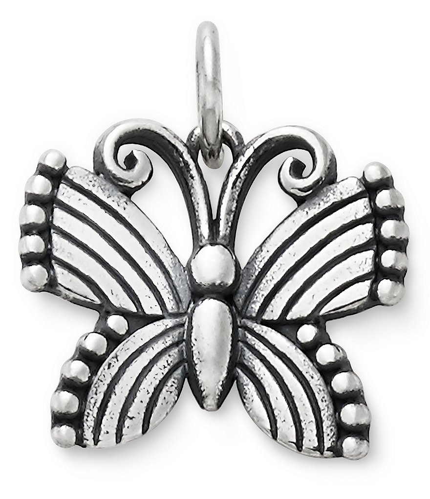 James Avery Festival Butterfly Charm