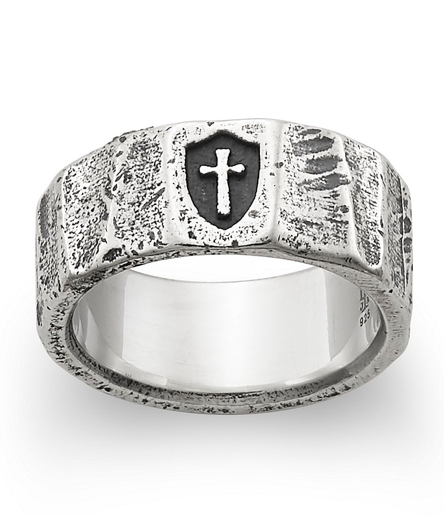 James Avery Forged Faith, Hope & Love Band