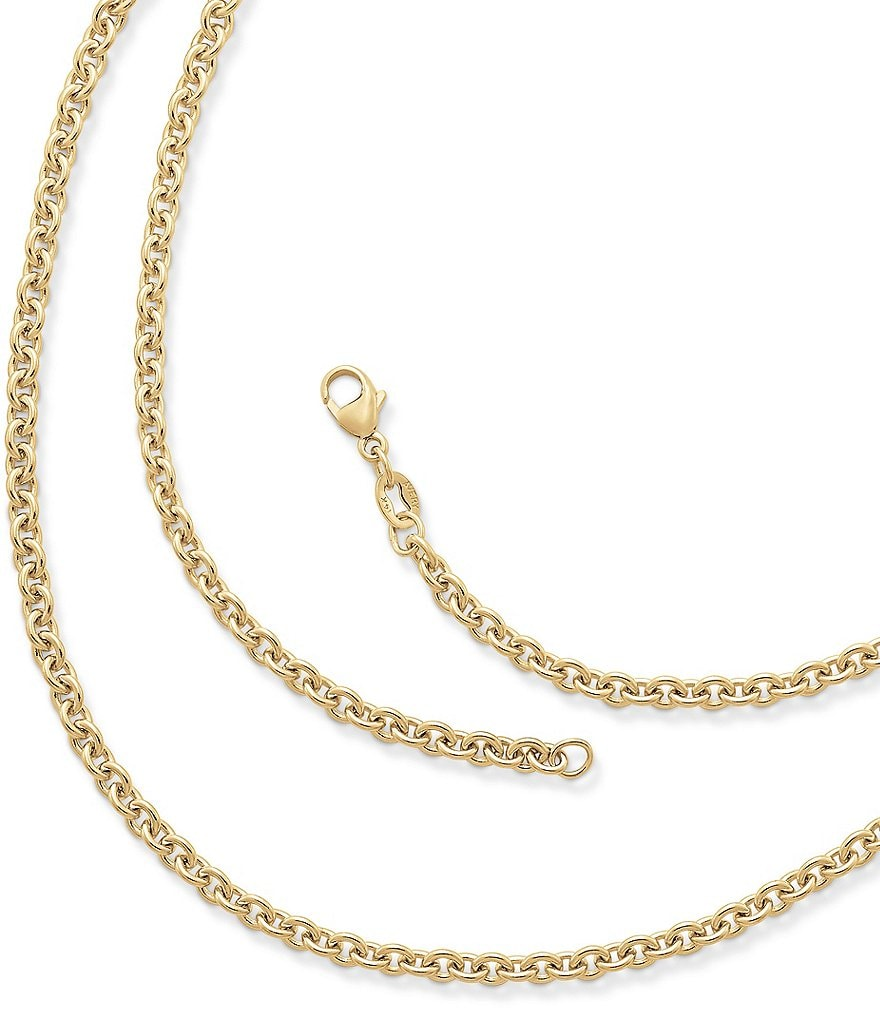 James Avery Heavy Cable Chain
