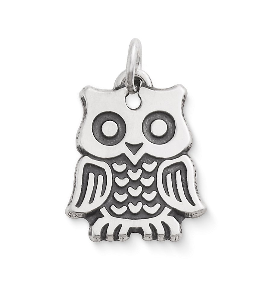 James Avery Hooty Owl Charm