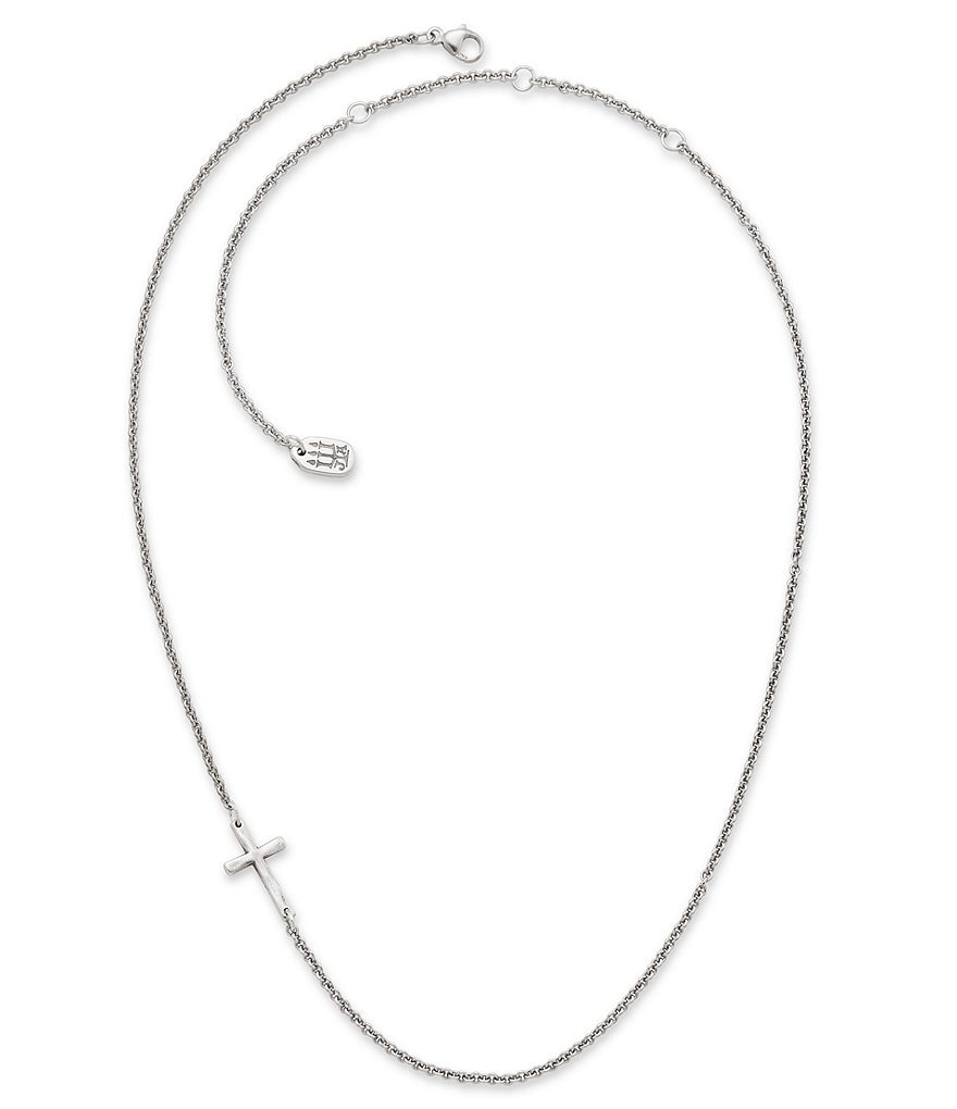 James Avery Horizon Cross Necklace