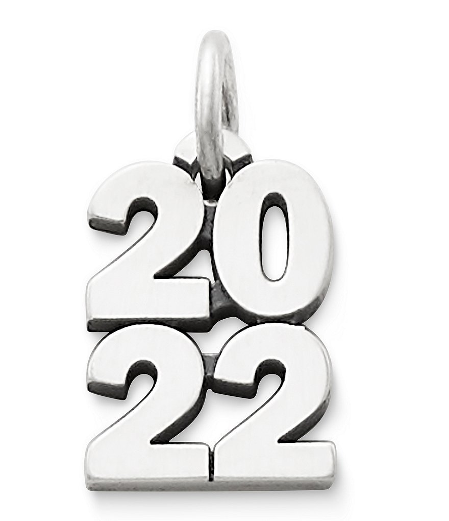 James Avery Jewelry Year 2022 Charm