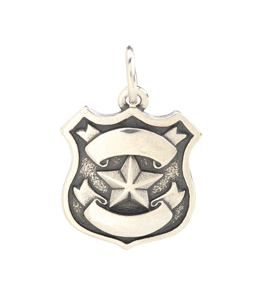 James Avery Law Enforcement Badge Charm