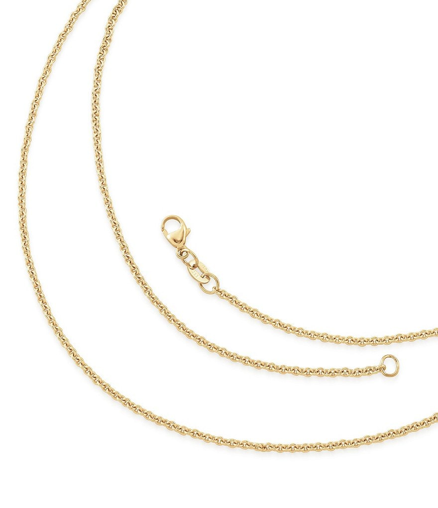 James Avery Light Cable Chain