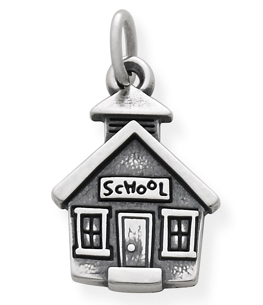 James Avery Little Schoolhouse Charm