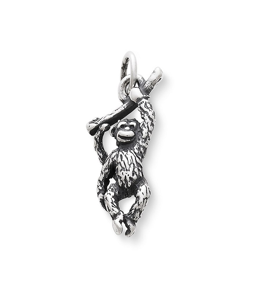 James Avery Monkey Charm