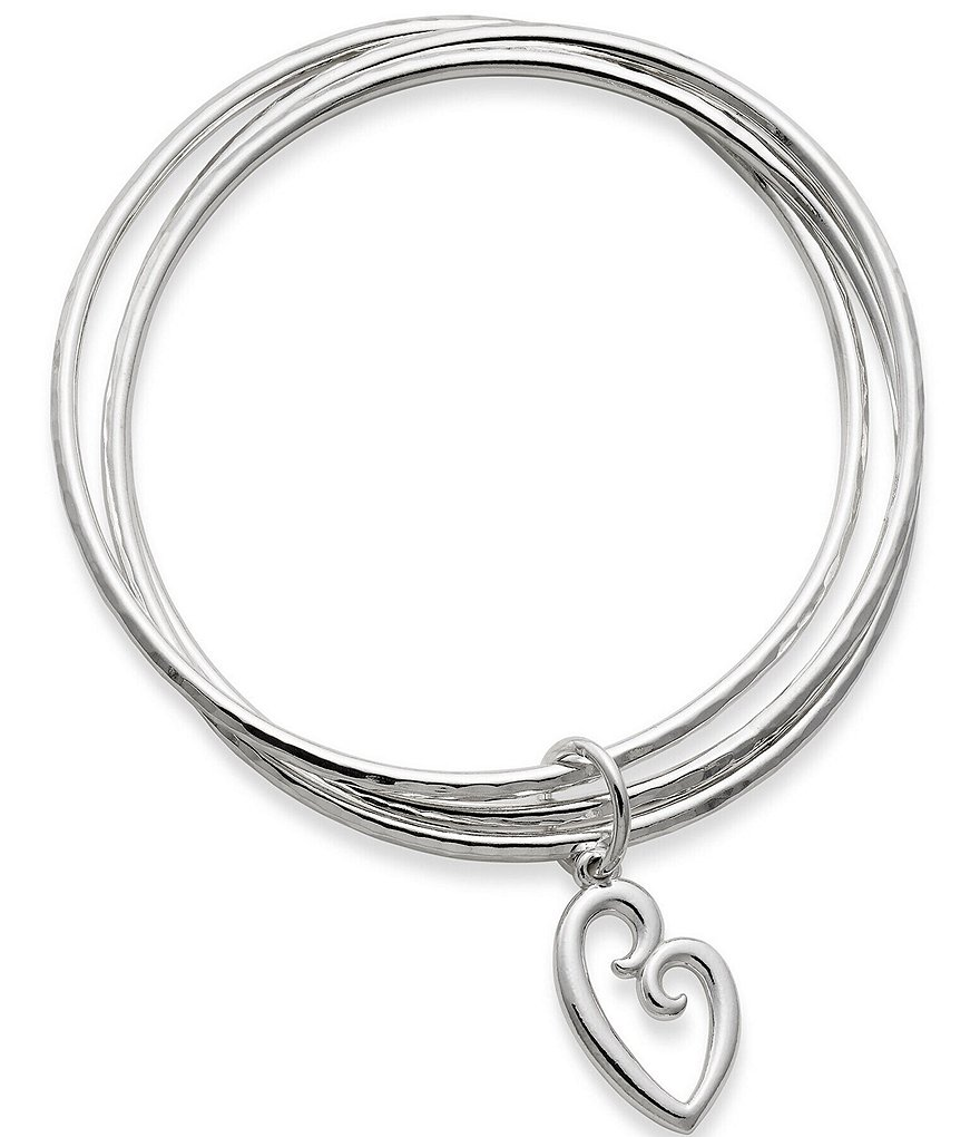 James Avery Mother's Love Bangle Bracelet