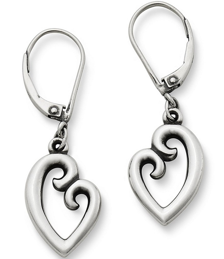 James Avery Mother's Love Drop Earrings