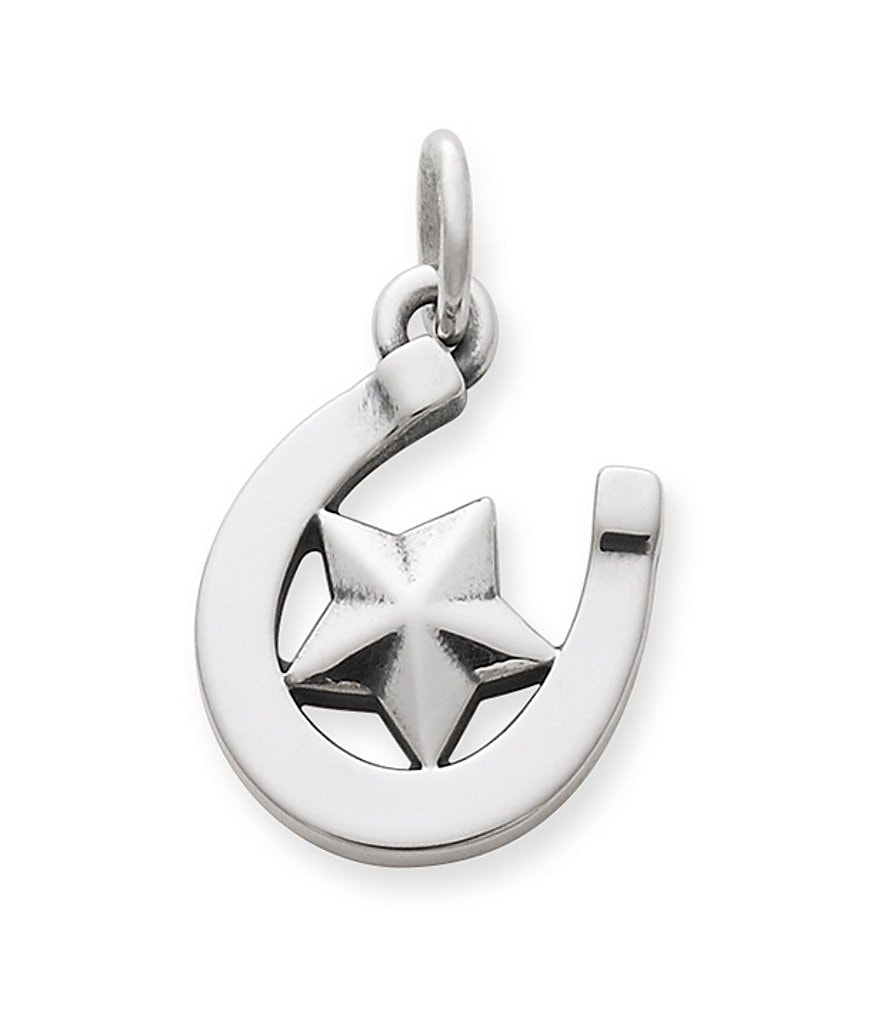 James Avery My Lucky Star Charm