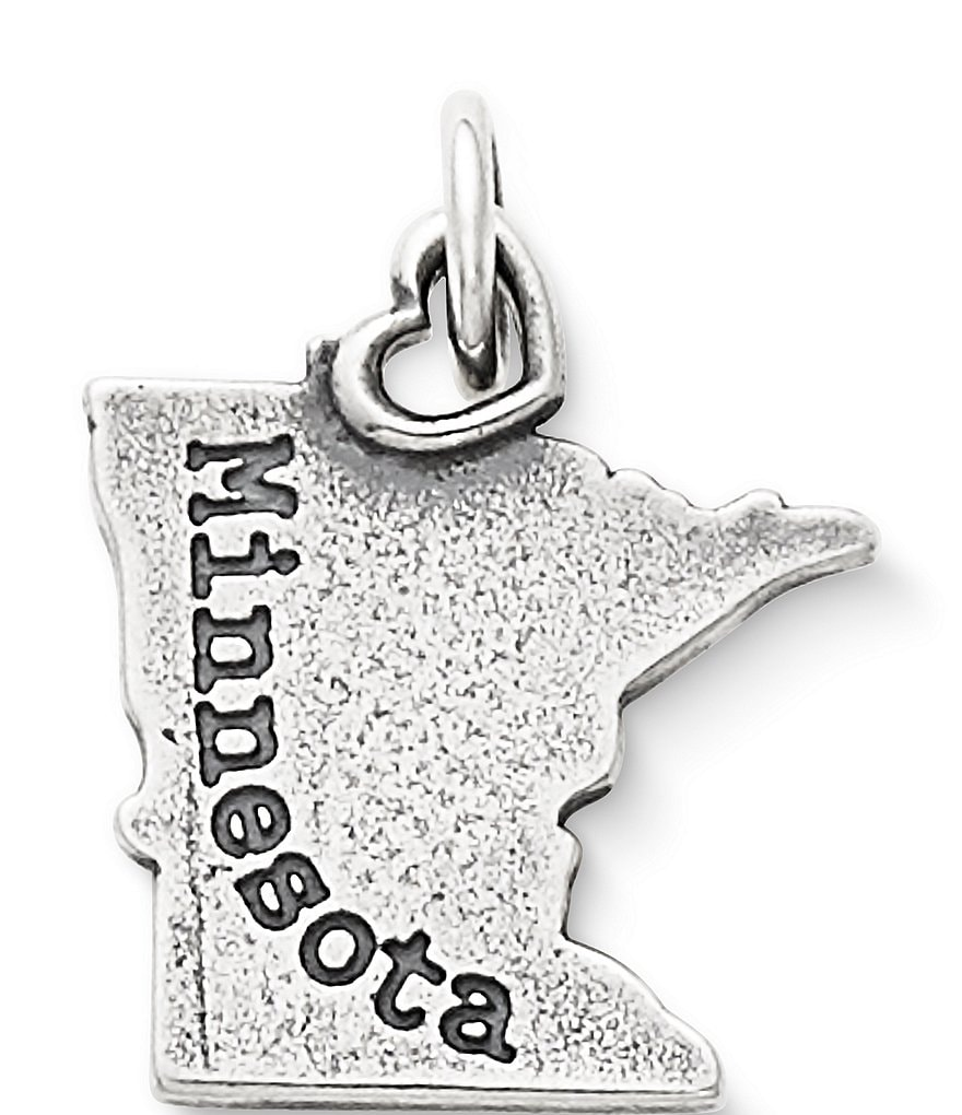 James Avery My Minnesota Charm