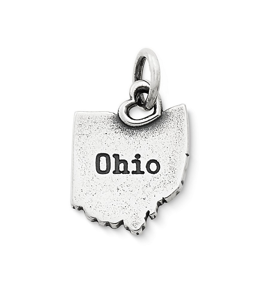 James Avery My Ohio Charm