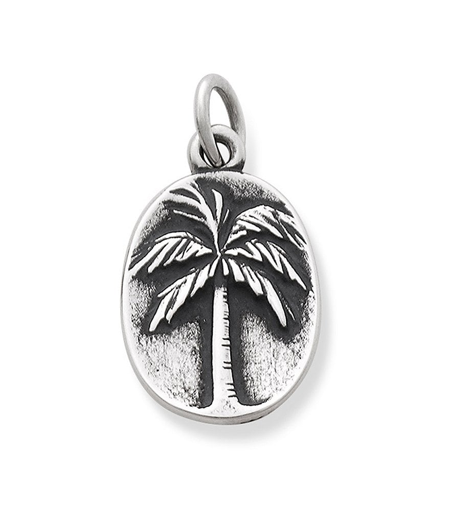 James Avery Palm Tree Charm