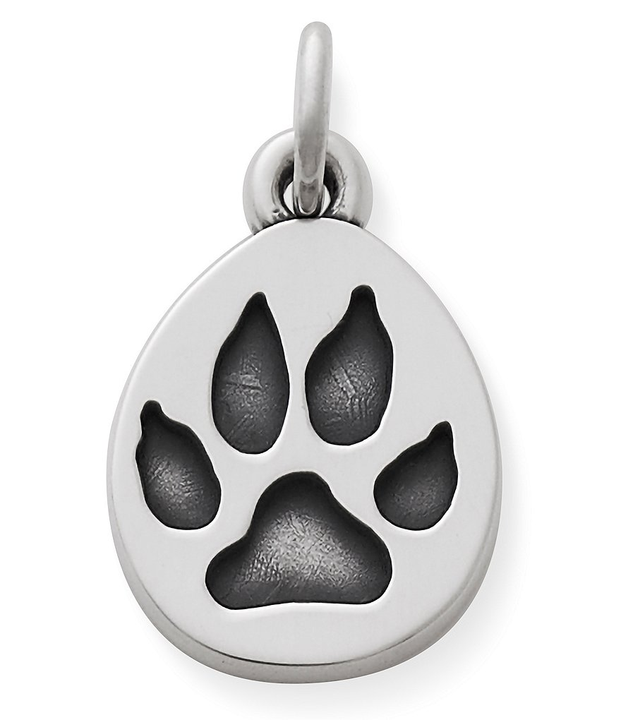 James Avery Paw Print Charm