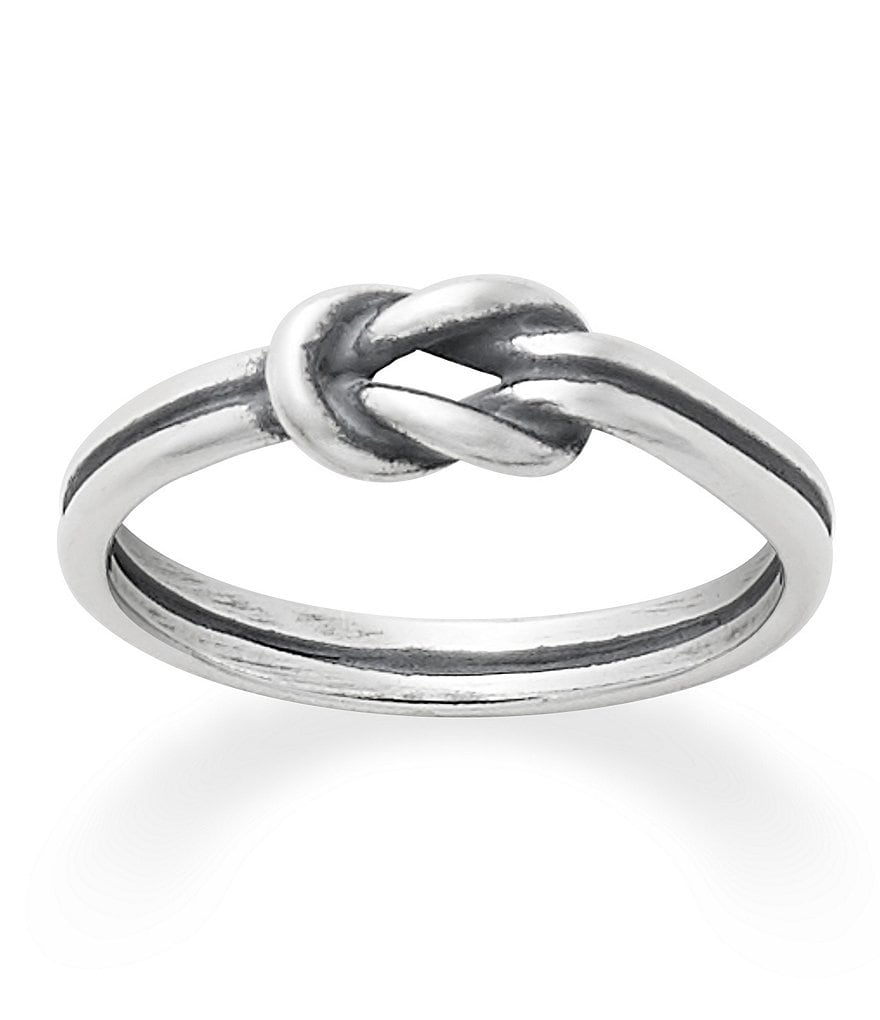 maid silver engagement love honor ring il gift fullxfull of knot rings zoom listing