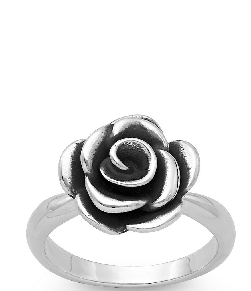 James Avery Rose Blossom Ring