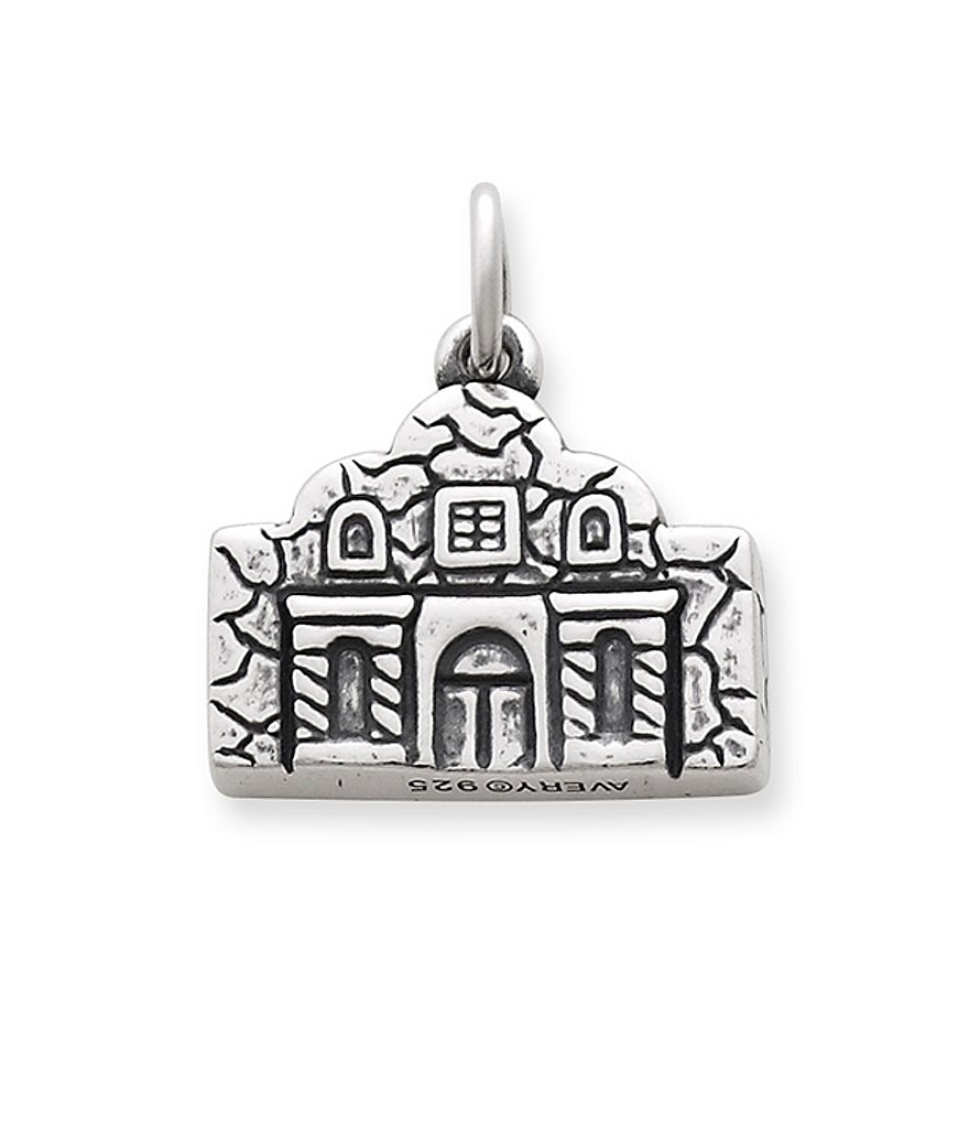 James Avery Sculptured Alamo Charm