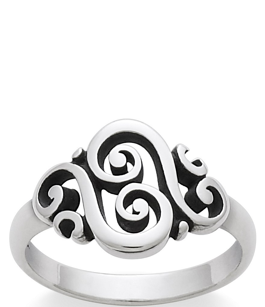 James Avery Spanish Swirl Ring