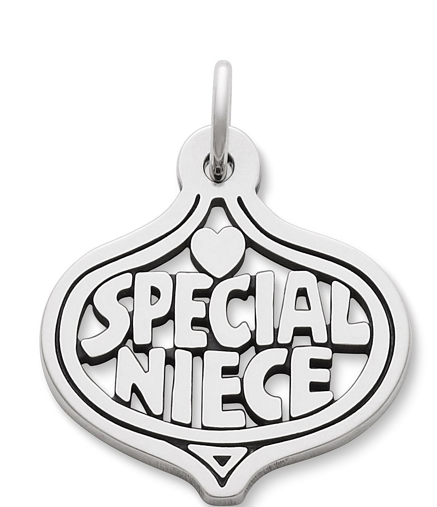 James Avery Special Niece Charm